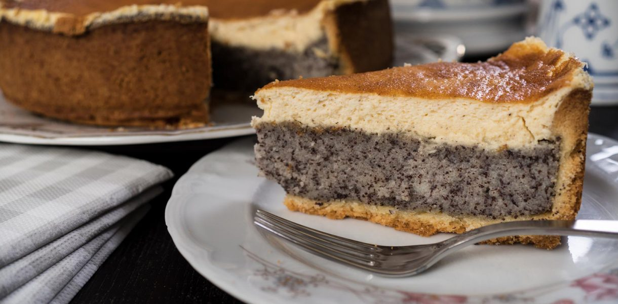Mohn-Griess-Kuchen Nordhessin