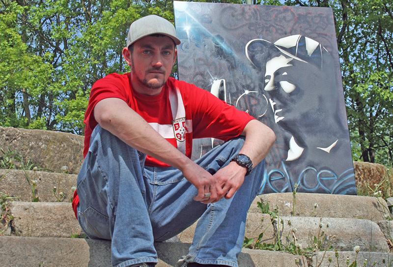 Myeloe, Rap aus Kassel